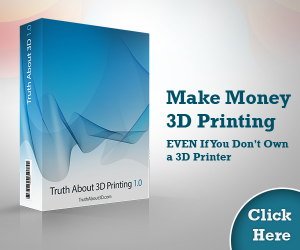 make money 3d printing