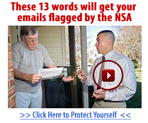politics get involved e-mail flags by nsa
