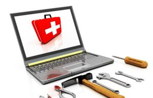 A good step-by-step guide to laptop repair