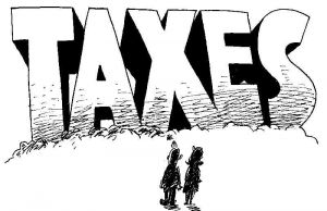 These are generally the 19 countries having the highest tax rates on earth