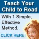 teach your children to read