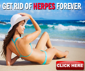 Get rid of herpes forever