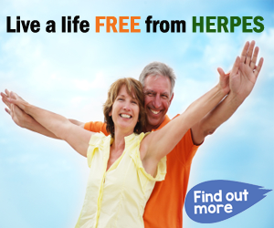 live a life free from herpes