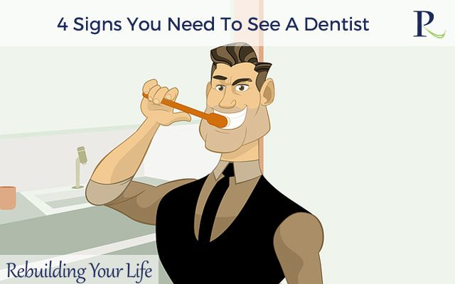 4 Signs You Need To See A Dentist
