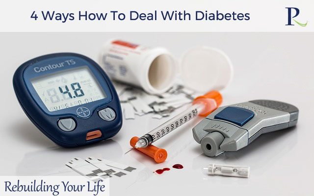4 Ways How To Deal With Diabetes