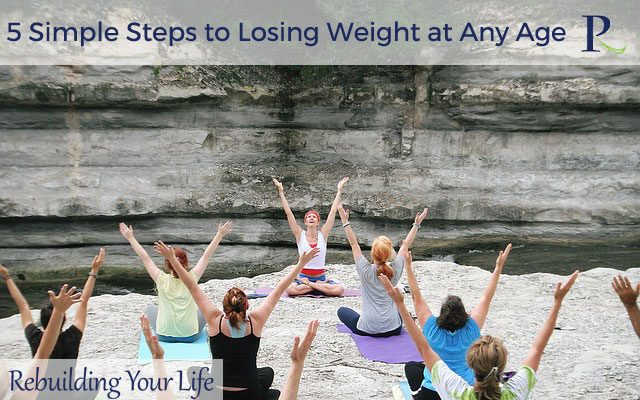 5 Simple Steps to Losing Weight at Any Age