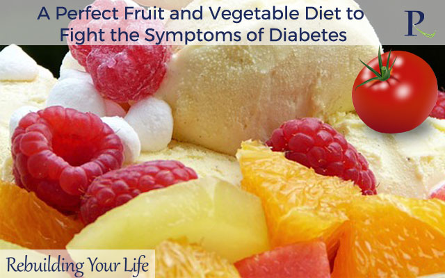 Read about A Perfect Fruit and Vegetable Diet to Fight the ...