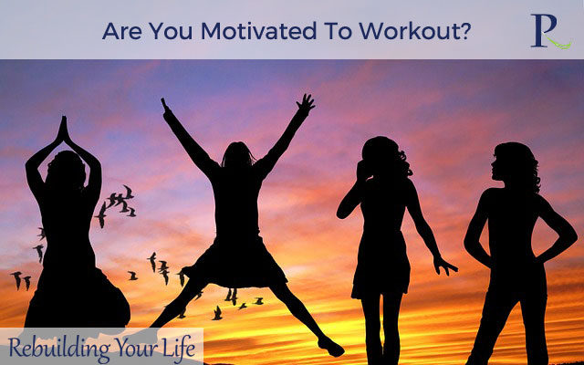 Are You Motivated To Workout?