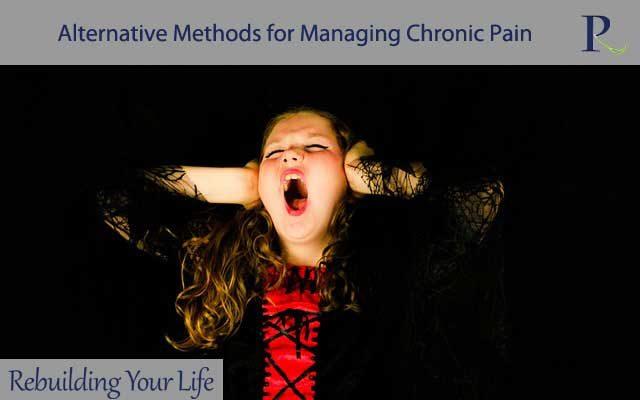 Alternative Methods for Managing Chronic Pain