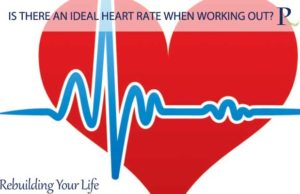 IS THERE AN IDEAL HEART RATE WHEN WORKING OUT?
