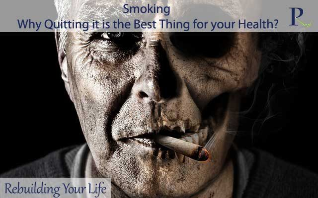 Smoking – Why Quitting it is the Best Thing for your Health?