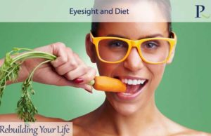 Eyesight and Diet