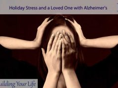 Holiday Stress and a Loved One with Alzheimer's
