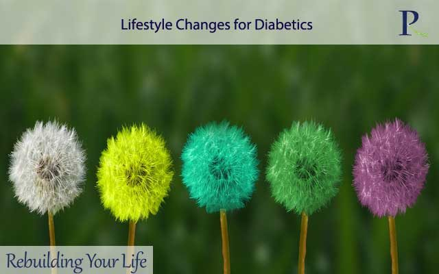 Lifestyle Changes for Diabetics