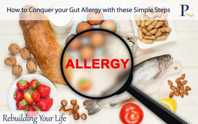 How to Conquer your Gut Allergy with these Simple Steps