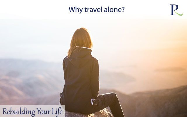 Why travel alone?