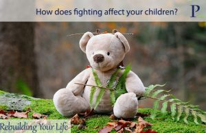 How does fighting affect your children?