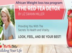 African Red Tea Weight loss tea program