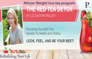 African Red Tea Weight loss tea program