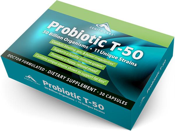 Probiotic T-50