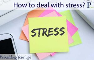 How to deal with stress?