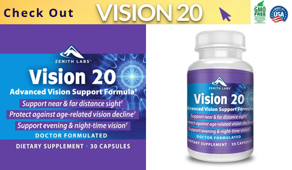 Check Out Vision 20