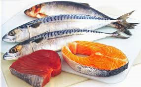 Oil fish Foods against hair loss