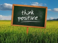 The importance of positive thinking - optimism is the key