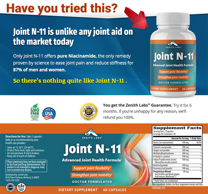 Try Joint N-11