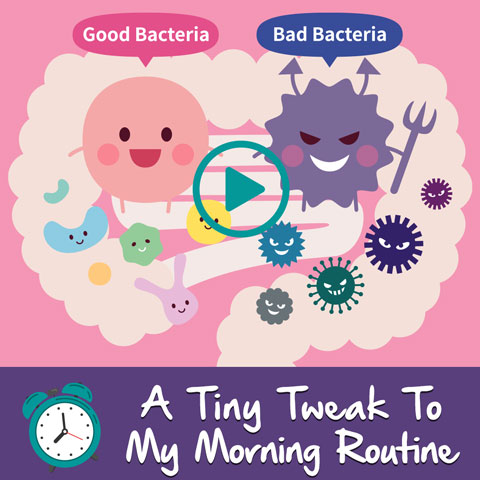 Good Bacteria Bad Bacteria